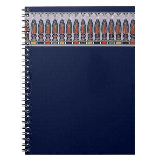 Kheker Frieze, Lapis Note Books