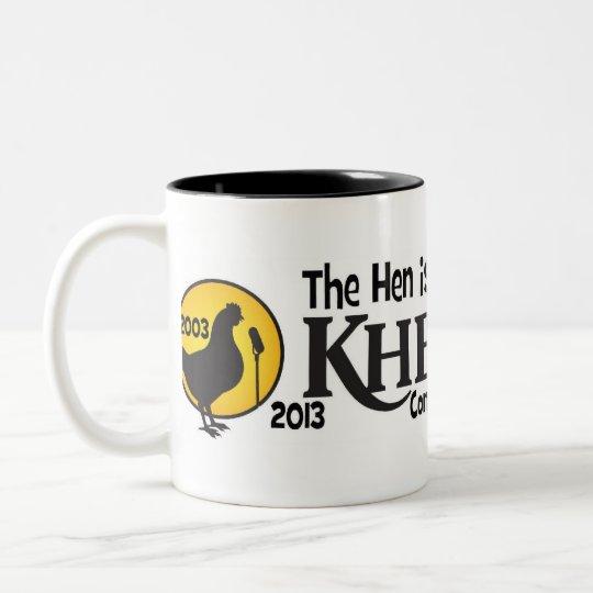 kHEN Anniversary Mug ~ 2003-2013
