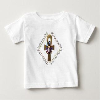 Khephera/ Ankh- Beetle of Transformation Baby T-Shirt