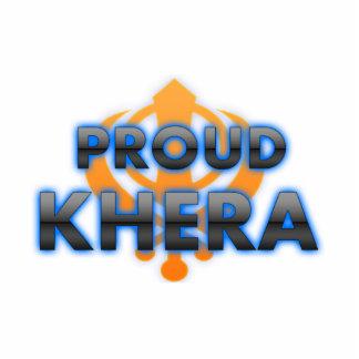 Khera orgulloso orgullo de Khera Esculturas Fotográficas