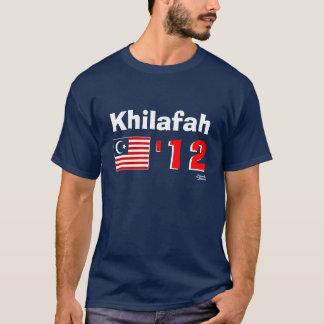Khilafah 2012 T-Shirt