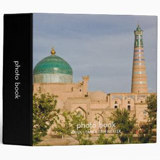 Khiva • Photo Book Vinyl Binders