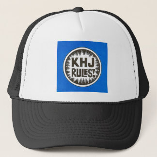 KHJ Rules Trucker Hat
