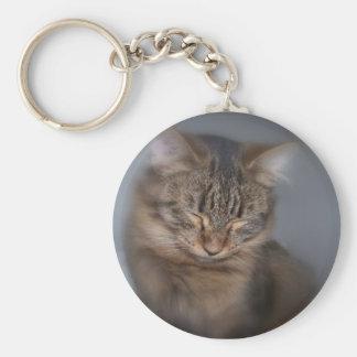 khloe  in blur keychain