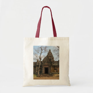 Khmer Castle ... Buriram, Isaan, Thailand Tote Bags
