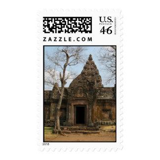 Khmer Castle ... Buriram, Isaan, Thailand Stamp