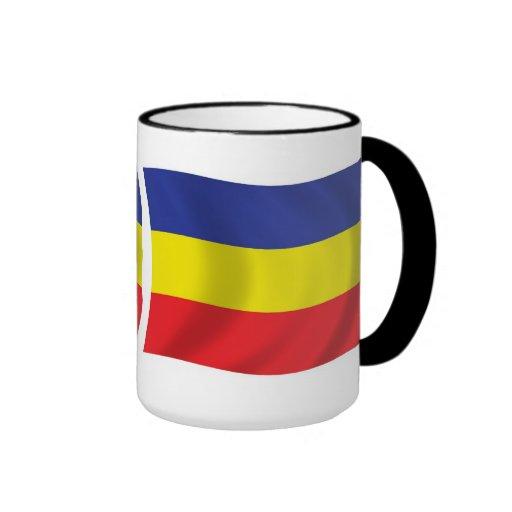 Khmer Kampuchea Krom Flag Mug