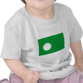Khmer Mountain Tribes Vietnam flag T Shirt