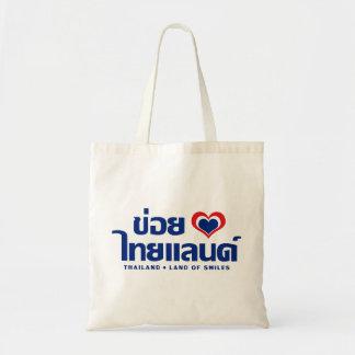 Khoi Huk (I Heart / Love) Thailand ❤ Thai Isan Tote Bag