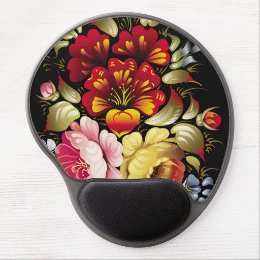 Khokhloma CC0374 Gel Mousepad