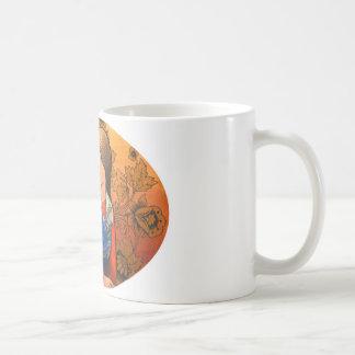 Khokhloma Coffee Mug