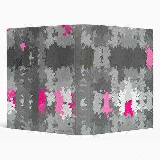 """Khoncepts gris y rosado carpeta 1"""""""
