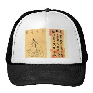 Khong TU Mesh Hat