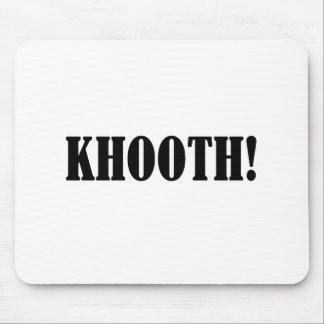Khooth Mouse Pad