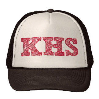 KHS SKETCHY TRUCKER HAT