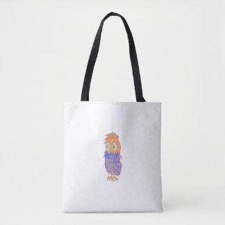 Khudo_Bird Tote Bag