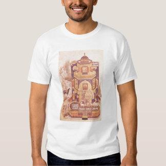 Khusrau in front of the Palace of Shirin T-shirt