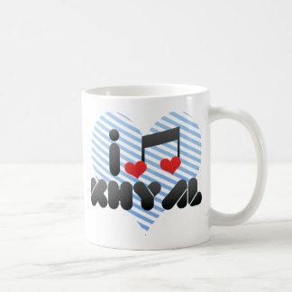 Khyal Classic White Coffee Mug