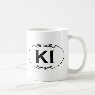 KI - Kent Island Maryland Coffee Mug