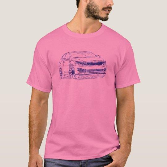 Kia Optima 2011 T-Shirt