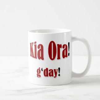 Kia Ora! Coffee Mug