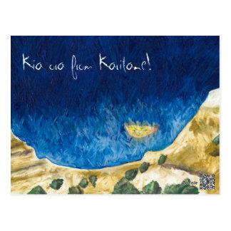Kia ora from Karitane! Postcard