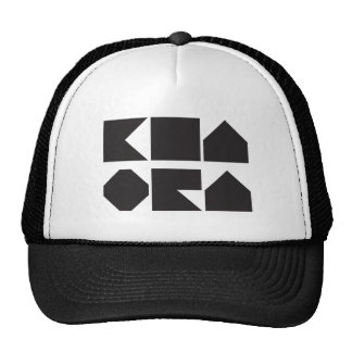 Kia Ora NZ Trucker Hat