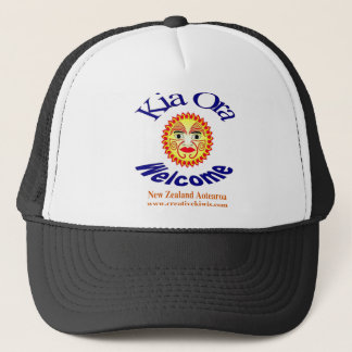 Kia Ora, Welcome Trucker Hat