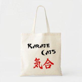 ...KiAi! Tote Bag