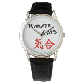 ...KiAi! Wristwatches