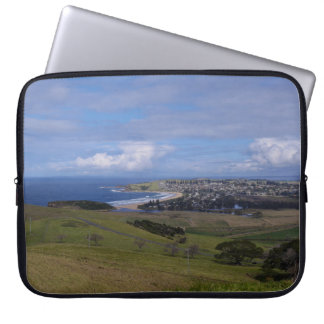 Kiama from Saddleback Mountain Road, Australia Laptop Sleeves