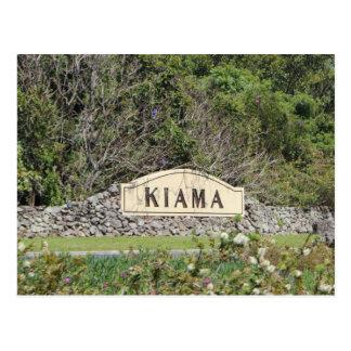 Kiama -  New South Wales, Australia Postcard