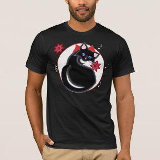 Kiara Toon Kitty Music & Flowers (All)Shirt T-Shirt
