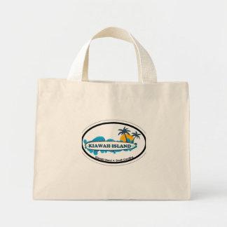 Kiawah Island Canvas Bag