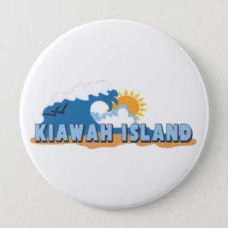 Kiawah Island. Button