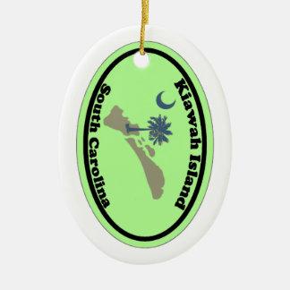 Kiawah Island Christmas Tree Ornaments