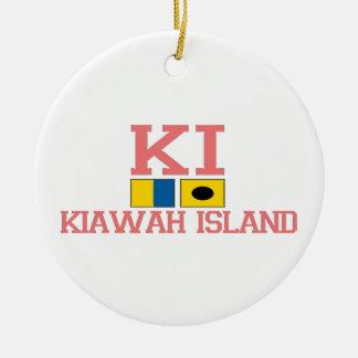 Kiawah Island. Christmas Ornaments