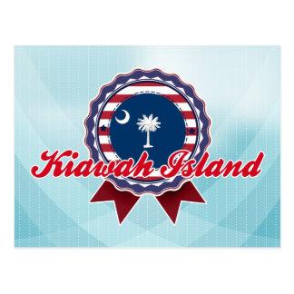 Kiawah Island SC Post Cards