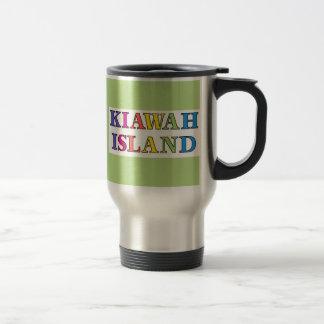 Kiawah Island SC Travel Mug