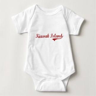 Kiawah Island South Carolina Classic Design Tshirt