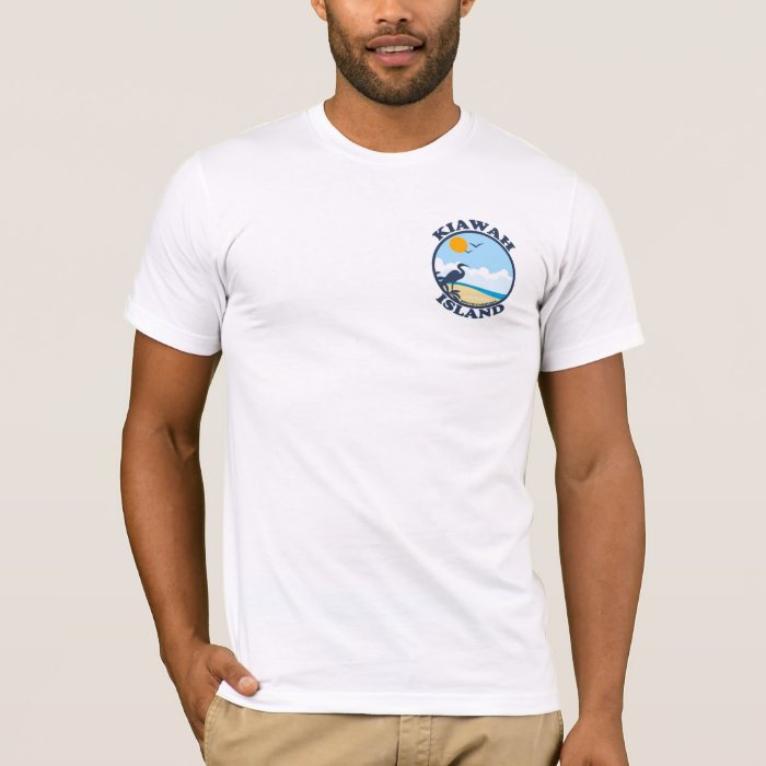 Kiawah Island. T-Shirt