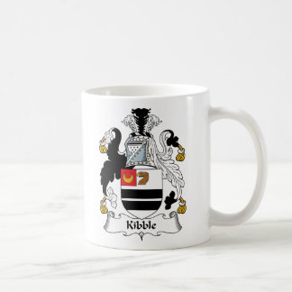 Kibble Family Crest Coffee Mug