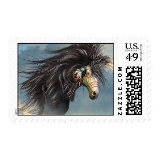Kiche (Sky Spirit-Cree)  Postage, Stamps