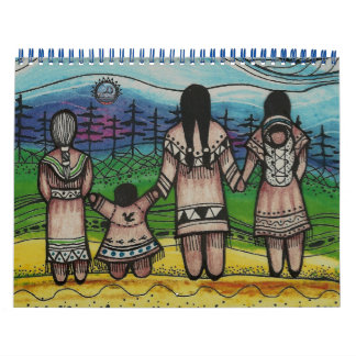 Kichesipirini Family Calendar