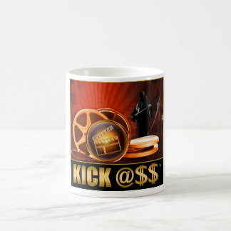 Kick@$$ Anatomy of Horror Coffee Mug