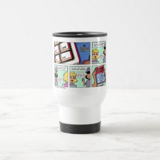 Kick-ass Maintenance travel mug