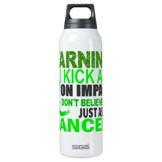 Kick Ass On Impact NH Lympoma.png Insulated Water Bottle
