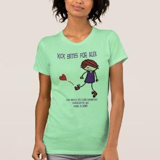 Kick Betes for Alex T-Shirt