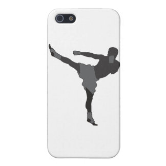 Kick Boxer Cover For iPhone SE/5/5s