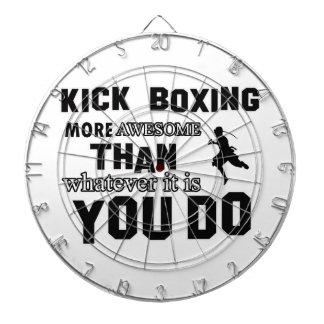 Kick Boxing design Dartboards